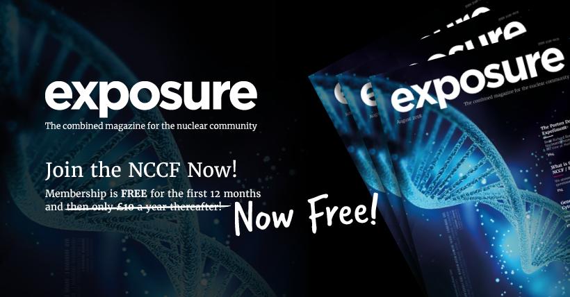 NCCF membership now free!