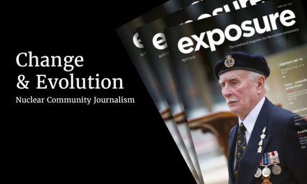 Change and Evolution the story of Nuclear Community Journalism