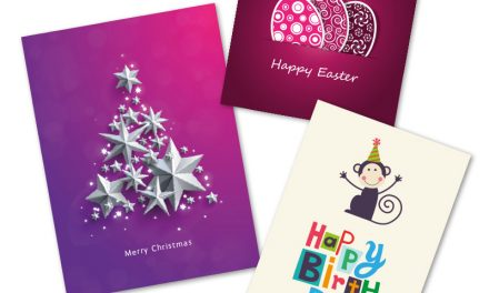 Tired of wasting money on greeting cards?