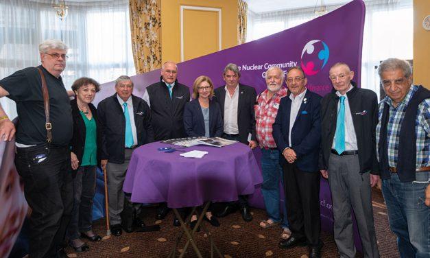 The NCCF Roadshow visits  Weston-Super-Mare