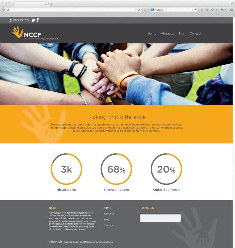 NCCF Website