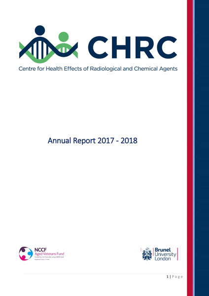 CHRC 1st Year Report