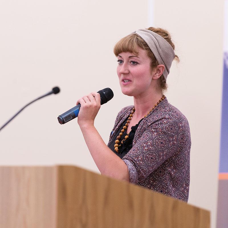 Dr Becky Alexis-Martin