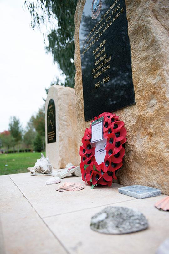 NMA New memorial