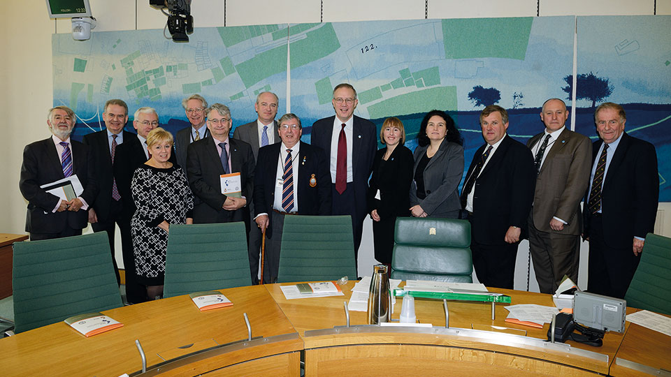 Portcullis House Meeting