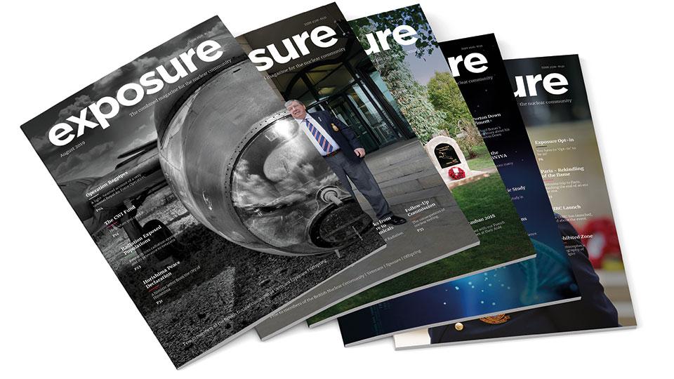 Exposure Magazines