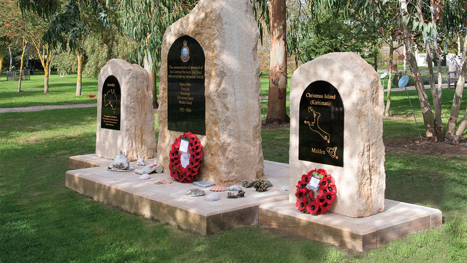 New Memorial Stones