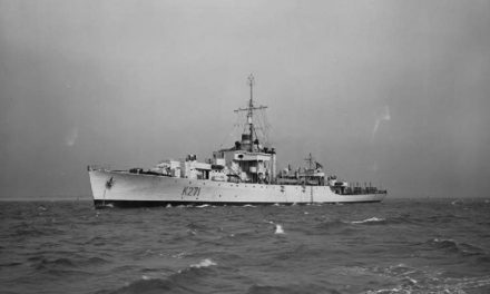 HMS Plym – you will never be forgotten