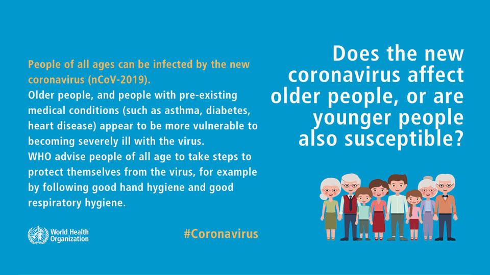 Coronavirus COVID-19 Impact Statement