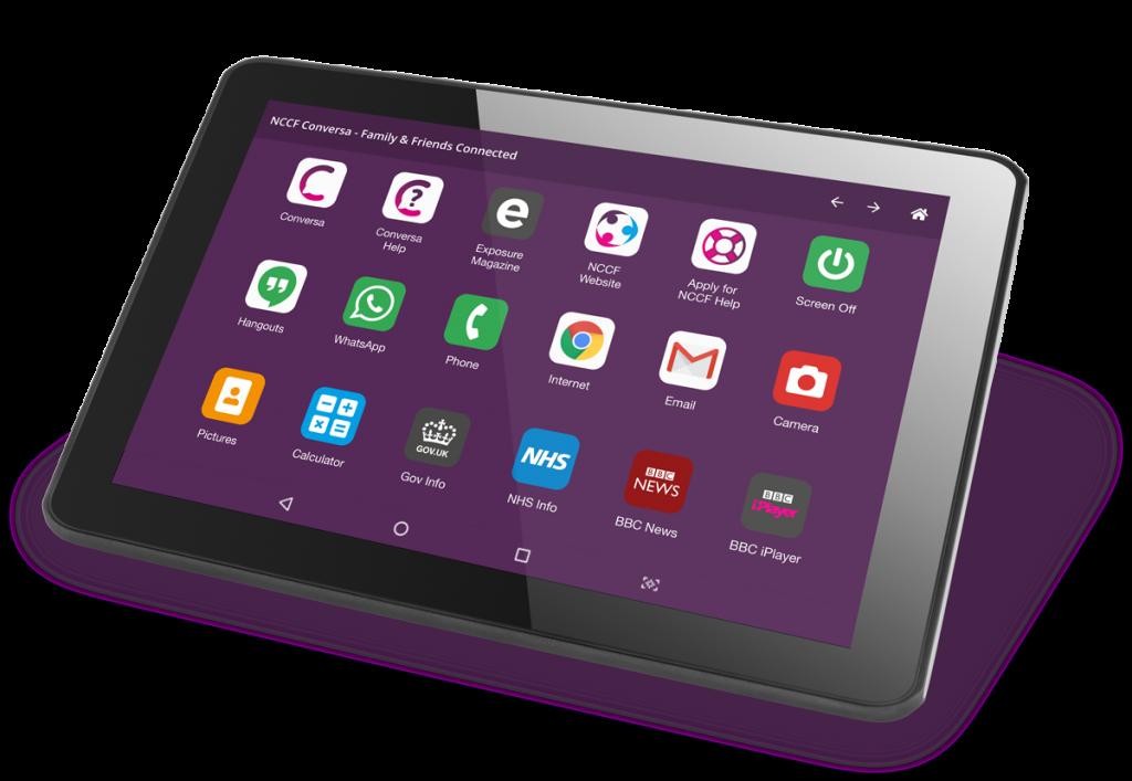 Conversa Tablet
