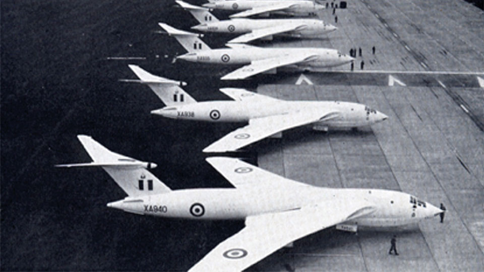 The First Victor Squadron