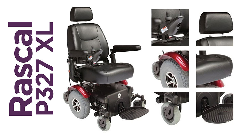 NCCF Motorchair Giveaway