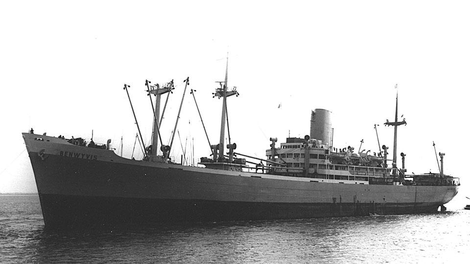 SS Benwyvis